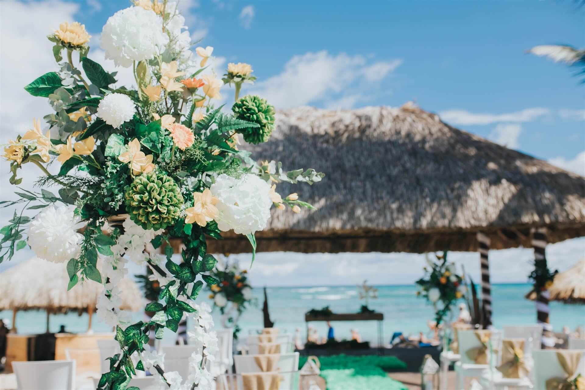 TROPICAL collection by ArchitrendyWeddingDesign