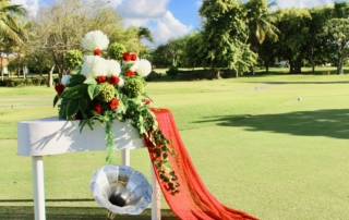 Luxury wedding destination Punta Can